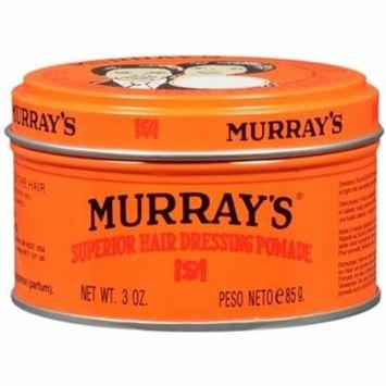 3 Pack - Murray's Hair Dressing Pomade 3 oz