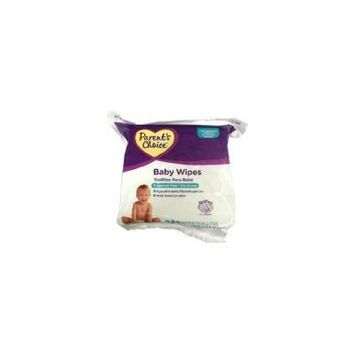 Parent's Choice Baby Wipes, Single Pack, Fragrance Free, Quilted Soft, 240ct