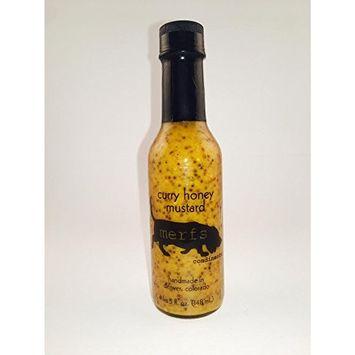 Merfs Curry Honey Mustard, 5 oz