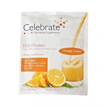 Celebrate ENS Essential Multi 4 in 1 Shake (Protein, Multivitamin, Calcium, and Fiber) - Available in 3 Flavors!