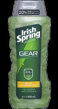 Irish Spring Skin Hydration Body Wash for Men