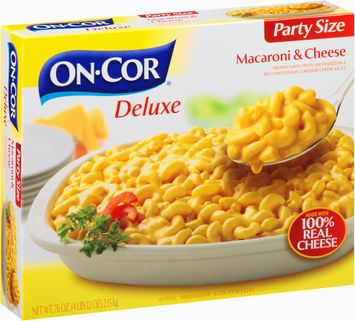 On-Cor® Deluxe Macaroni & Cheese Party Size