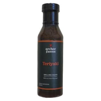 Archer Farms Teriyaki Grilling Sauce - 11.85 oz.