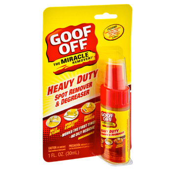 Goof Off Heavy Duty Spot Remover & Degreaser