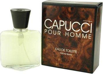Capucci By Capucci For Men. Eau De Toilette Spray 3.4 Ounces