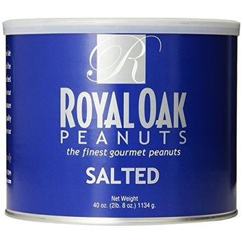 Royal Oak Gourmet Virginia Salted Peanuts