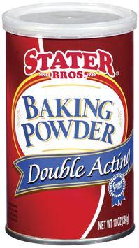 Stater Bros. Double Acting Baking Powder
