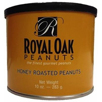 Royal Oak Gourmet Honey Roasted Peanuts, 3 Count
