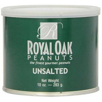 Royal Oak Gourmet Jumbo Unsalted Virginia Peanuts, 3 Count