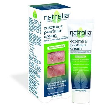 Natralia Eczema & Psoriasis Cream