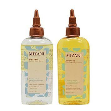 Mizani Scalp Care Cooling Serum & Soothing Serum 4oz