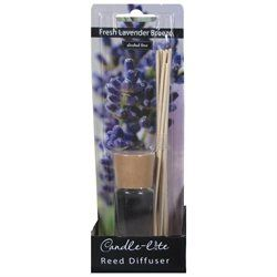 Candle lite 1.17 Oz Lavender Scented Mini Reed Diffuser