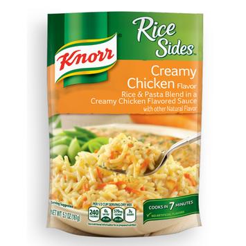 Knorr® Rice Sides Creamy Chicken Rice