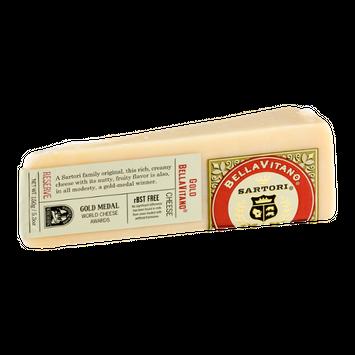 Sartori Gold BellaVitano Cheese