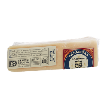 Sartori SarVecchio Parmesan Cheese