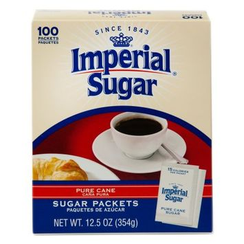 Imperial Sugar - Packets 100ct