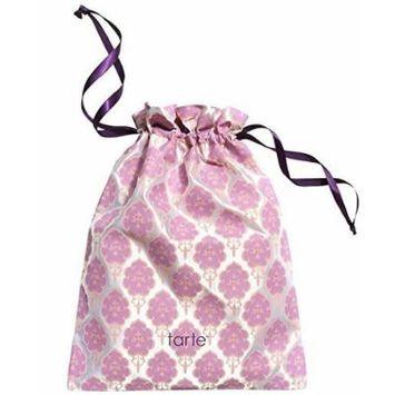 tarte Blushing Bride Drawstring Makeup Bag