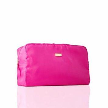 tarte Large Pink Travel Cosmetic Makeup Bag