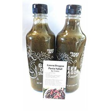 Green Dragon Hot Sauce Multipak - Trader Joe's - 2 Pack