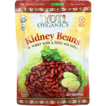Jyoti Organics BG14700 Jyoti Organics Kidney Beans - 6x10OZ