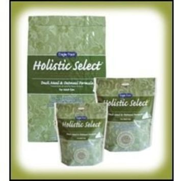 Holistic Select Duck Meal & Oatmeal Formula Dry Cat Food