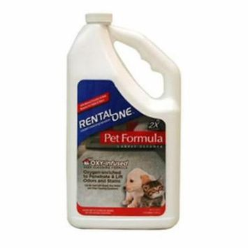 TV191370 Fresh Scent 2X Heavy Duty Oxy Carpet Cleaner Pet Formula Only One