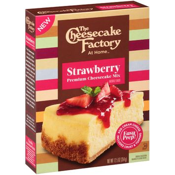 The Cheese Cake Factory At Home™ Strawberry Premium Cheesecake Mix