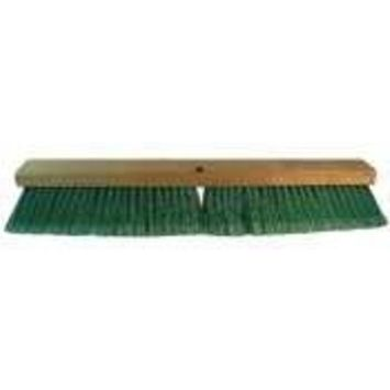 Proline Brush 20724 Double Green PET Push Broom (BRU20724) Category: Warehouse Brooms