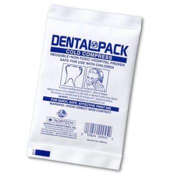Dental Pack Cold Gel Pack (Reusable), 4