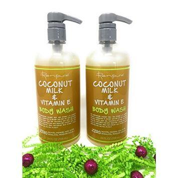 Renpure Coconut Milk & Vitamin E Body Wash