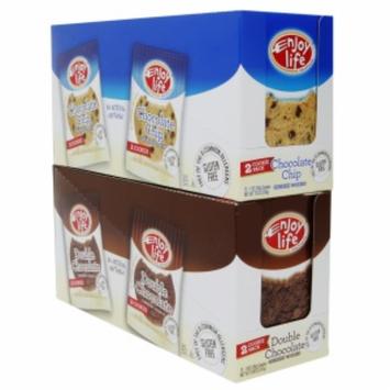 Enjoy Life Grab & Go Cookies Variety Pack, Chocolate Variety, 24 ea