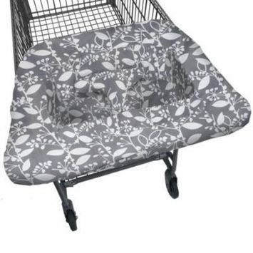 JJ Cole Shopping Cart Cover, Ash Woodland Multi-Colored