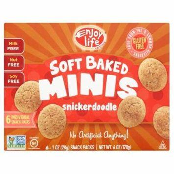 Enjoy Life Cookie Mini Snckrdl Sftbk,6 Oz (Pack Of 6)