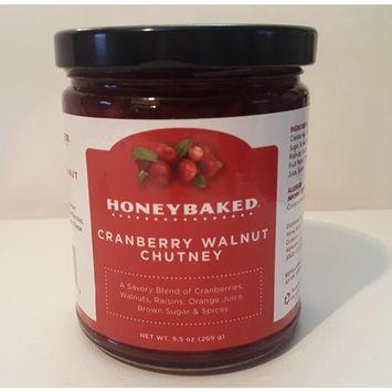 Honey Baked Ham Cranberry Walnut Chutney 9.5 Oz