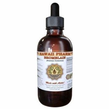 Bromelain (Ananas Comosus) Tincture, Dried Powder Liquid Extract, Pineapple Extract, Herbal Supplement 4 oz