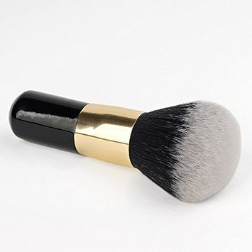 MagiDeal Pro Makeup Cosmetic Face Nose Powder Blush Chunky Brush Foundation Beauty Tool