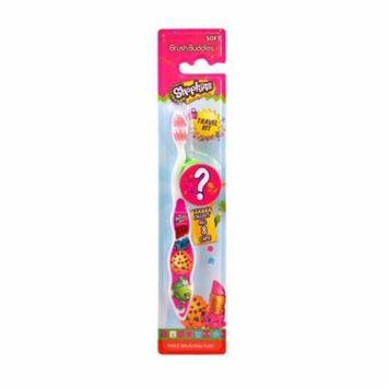 Toothbrush Mozlly Brush Buddies Shopkins Childrens Toothbrush