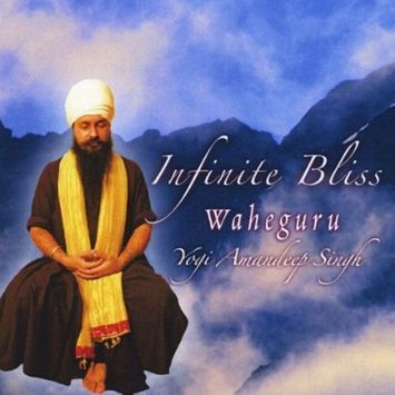 Yogi Amandeep Singh Infinite Bliss Waheguru