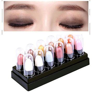 Alonea 12 Colors Eye Shadow Makeup Cosmetic Matte Eyeshadow Palette (B)