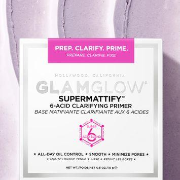 GLAMGLOW SUPERMATTIFY™6-ACID CLARIFYING PRIMER