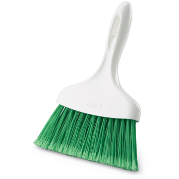 Libman 01030 White and Green Whisk Broom