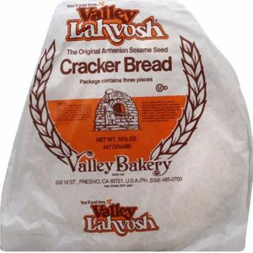 Valley Lahvosh Cracker Bread, The Original Armenian Sesame Seed
