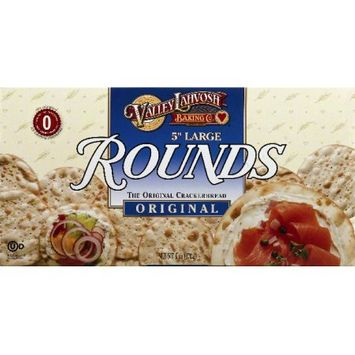 VALLEY LAHVOSH 401152 10.2 oz. Cracker 5 in. Original Rounds