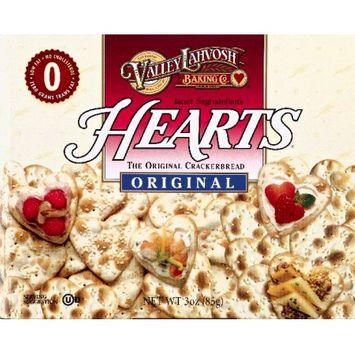 VALLEY LAHVOSH 95321 3 oz. Cracker Heart