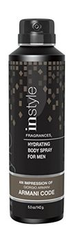Instyle Impression of Armani Code Men's Body Spray