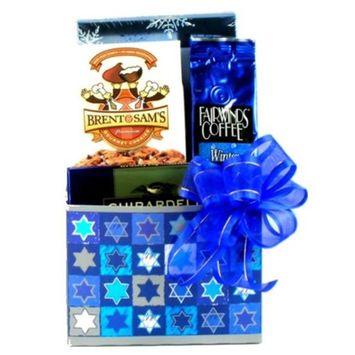 Gift Basket Village HaHa Happy Hanukkah Gift Basket