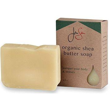 Handmade Citron Splash Moisturizing Natural Organic Soap Bar with Shea Butter and Essential Oils