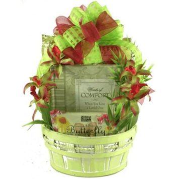 Gift Basket Village InRe-2 In Remembrance Sympathy Basket