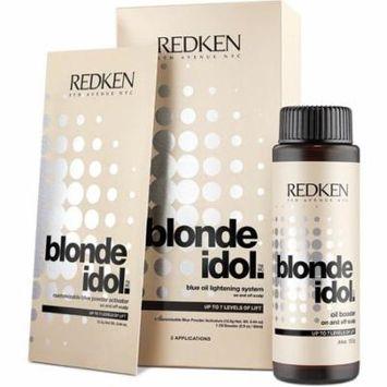 Redken Blonde Idol Blue Oil Lightening System ( Kit)