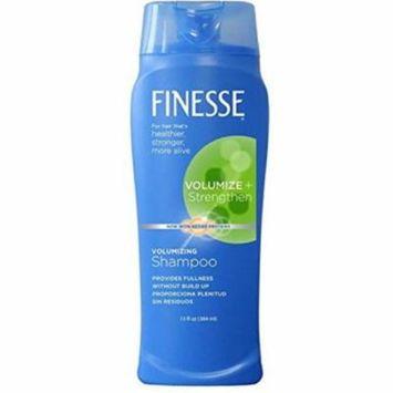 3 Pack - Finesse Volumize + Strengthen, Volumizing Shampoo 13 oz